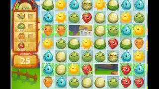 Farm Heroes Saga Level 124 help for game on facebook
