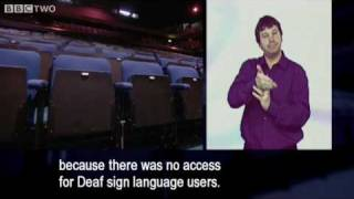 Accessing Theatre Performance - See Hear - Series 29 Episode 26 Highlight - BBC Two