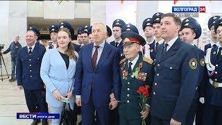В Волгограде прошел Урок Победы в честь 5-летия Крымской весны