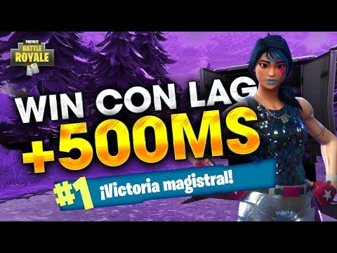 GANANDO CON +500 MS | Fortnite Battle Royale