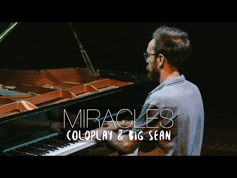 Miracles Somee Special  Coldplay & Big Sean Piano   Costantino Carrara