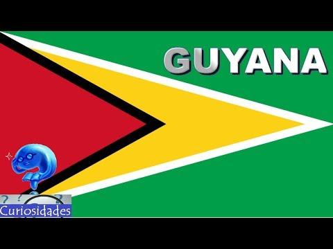 15 Curiosidades de Guyana 🇬🇾  TODO LO QUE necesitas saber 🏝️🏖️