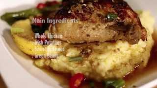 Rustic Mash and Roast Chicken  Things Kemi Cooks  Adventures Of Kemi Adetiba