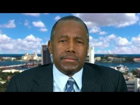 Ben Carson: I am concerned about the so-called political establishment