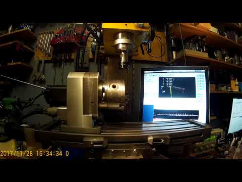ngcgui linuxcnc subroutine demo by dngarrett