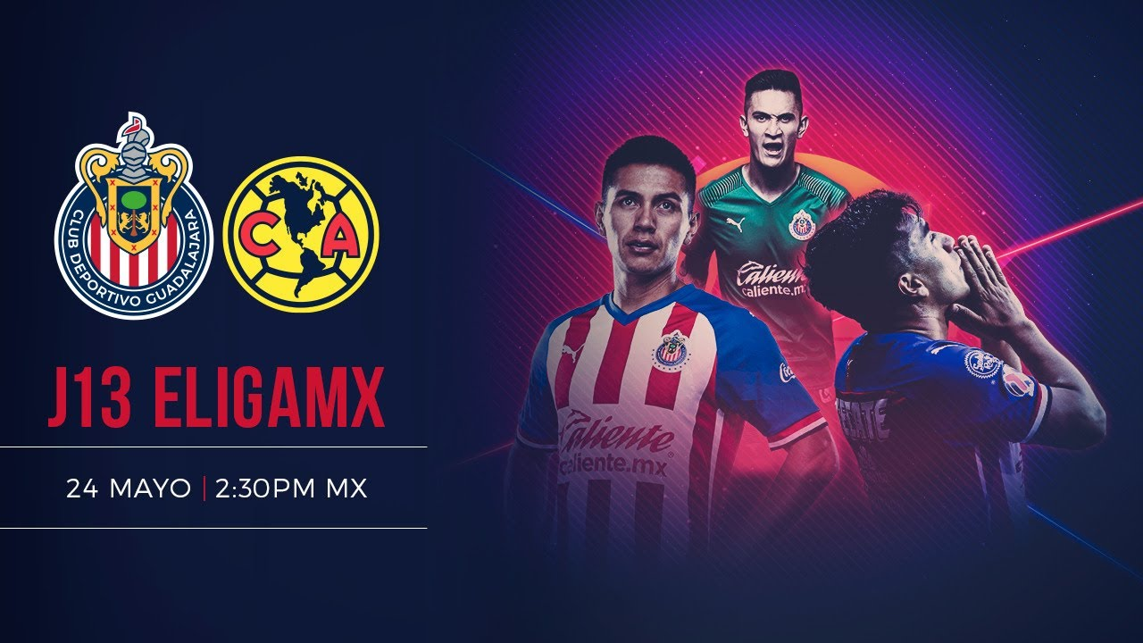 Club America vs. Chivas Guadalajara FREE LIVE STREAM (9/19/20 ...