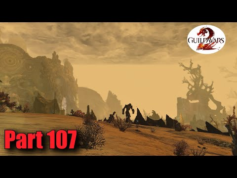 Let's Play Guild Wars 2  - The Personal Story | Part 107, The Cursed Shore thumbnail