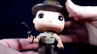 Baixar Funko Pop! Television #13 Rick Grimes Walking Dead Vinyl Figure Unboxing & Review