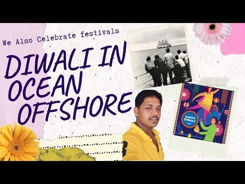 Celebrating Festivals In Offshore Merchant Navy | Marine Life