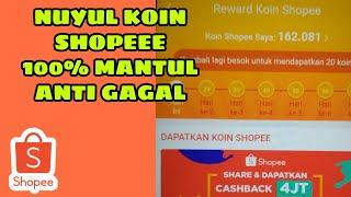 Nuyul Hack Koin Shopee Tanpa Takut Ke Banned Youtube