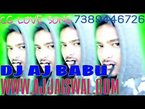 NINDIYA LEGE RAAT RANI CG LOVE SONG AJ BABU & CHANDU BHAI