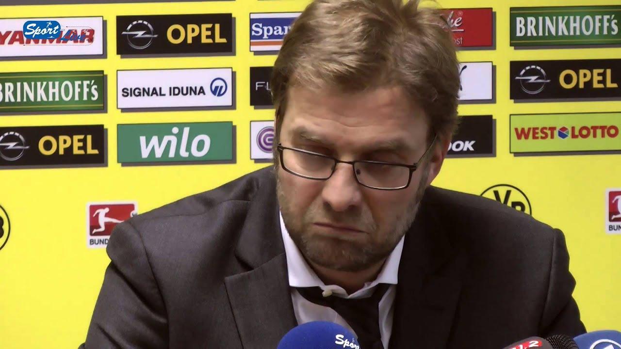 BVB Pressekonferenz vom 14. Februar 2013 vor dem Spiel Borussia Dortmund gegen Eintracht Frankfurt