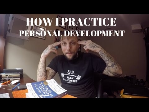How I Practice Personal Development | Professional Speaking Vlog 039