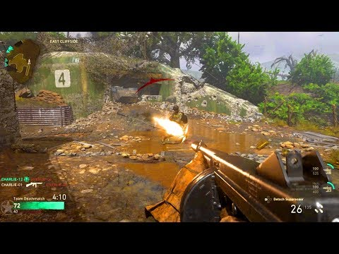 Call of Duty: WW2 Multiplayer GAMEPLAY 15+ Minutes!