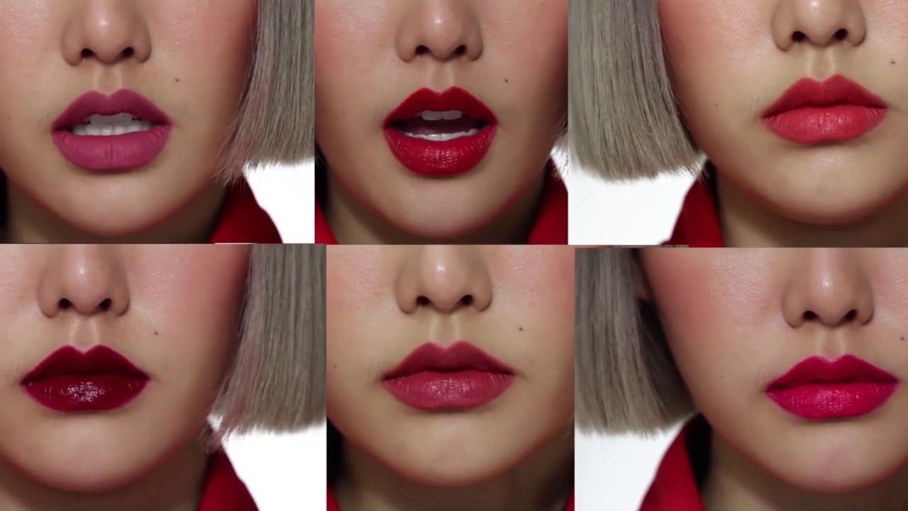 Review Bourjois Rouge Edition Velvet Youtube