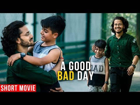 A Bad Day Short Movie  Fathers Day Special  Fathers Day Movie 2019  Emotional Short Movie 2019