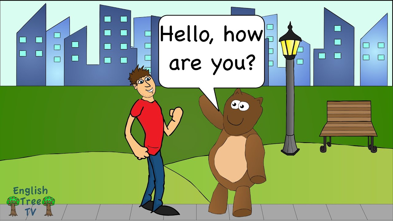 how to say hello how are you
