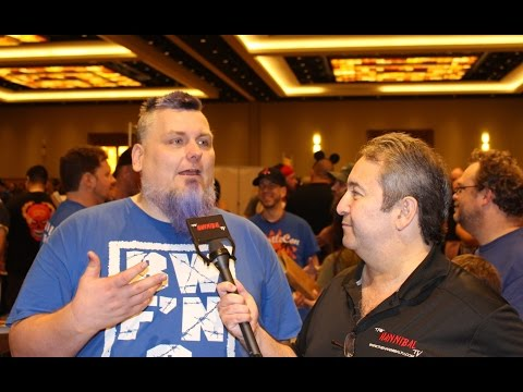 Blue Meanie on his WWE Fight with JBL
