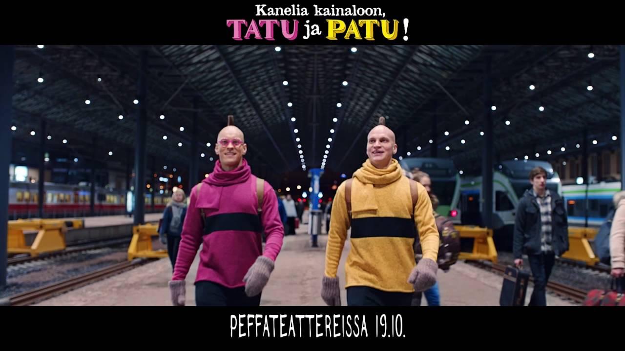 Kanelia Kainaloon Tatu Ja Patu