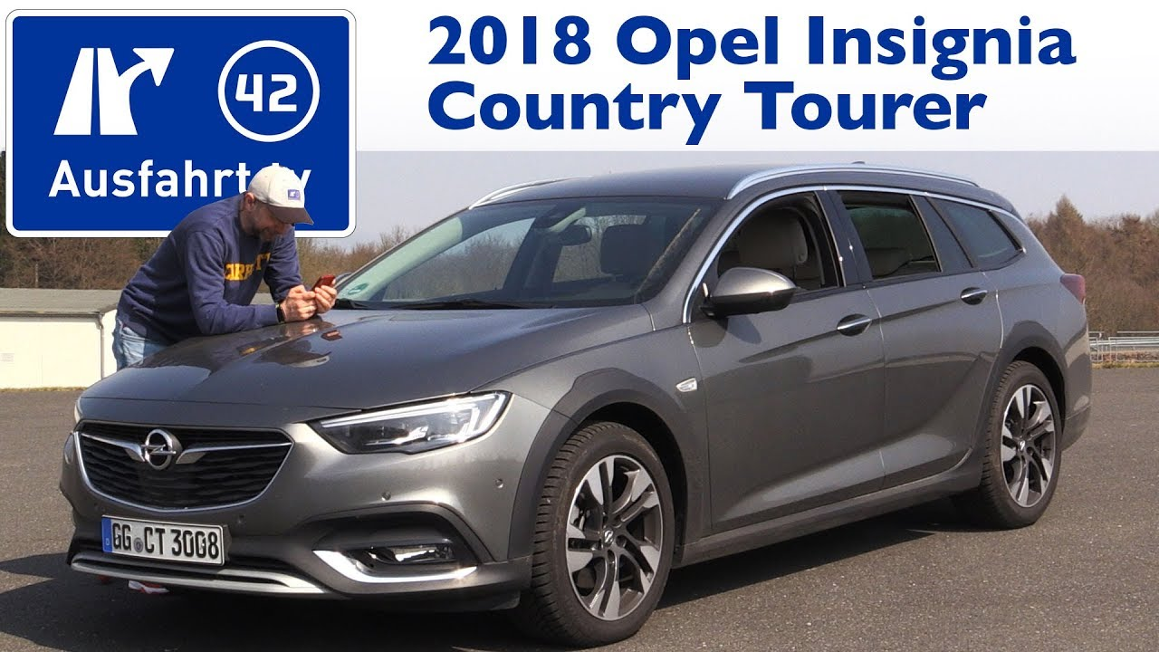 2018 opel insignia country tourer 2 0 biturbo diesel 210 ps at8 kaufberatung test review. Black Bedroom Furniture Sets. Home Design Ideas