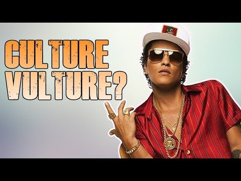 Bruno Mars Is A CULTURE VULTURE?!