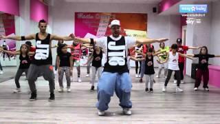 Easy Dance - Ep1 - Hip Hop Dance Tutorial - Conduce Giuseppe Meli - CH. 160 SKY EASY BABY.