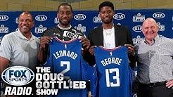 Doug Gottlieb - How Magic Johnson Ruined Kawhi to the Lakers & NBA Free Agency Has a Big Problem