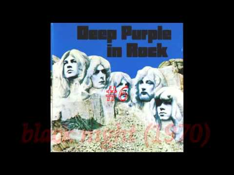 Top 10 songs from Deep Purple