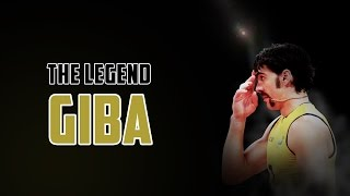 The Best of Giba || The Volleyball Legend