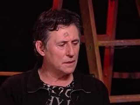 Eye To Eye: Gabriel Byrne CBS
