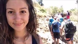 randonnée dans les calanques vlog