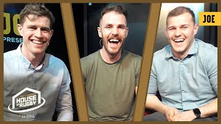 Will Addison chat, Champions Cup preview and Jack Carty deeds  - Baz & Andrew's House of Rugby Ep24