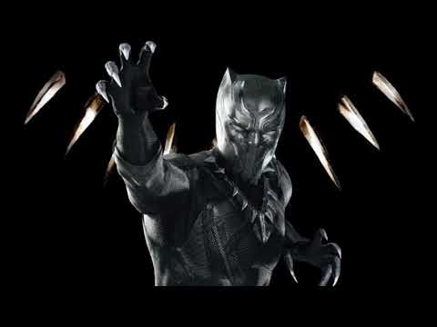 X Black Panther Clean
