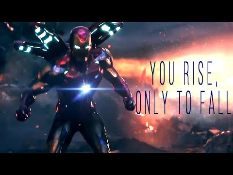 (Marvel) - You Rise, Only to Fall - Avengers Endgame
