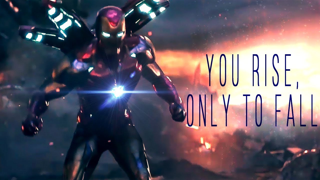 Download (Marvel) - You Rise, Only to Fall - Avengers Endgame