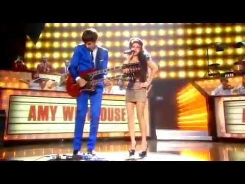Amy Winehouse Ft Mark Ronson  Valerie  BRIT Awards 2008 Best Performance