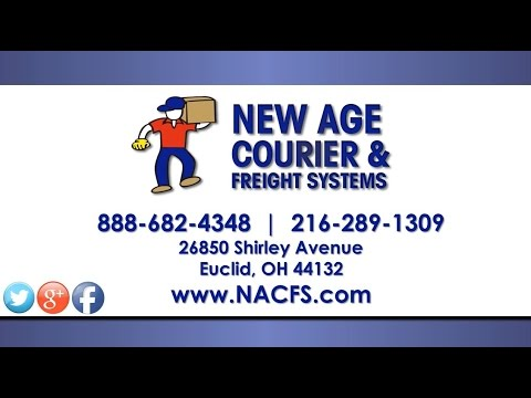 New Age Courier and Freight Systems | Euclid OH Courier and Delivery Service