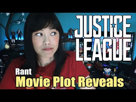 Justice League Movie Reveals | Rant