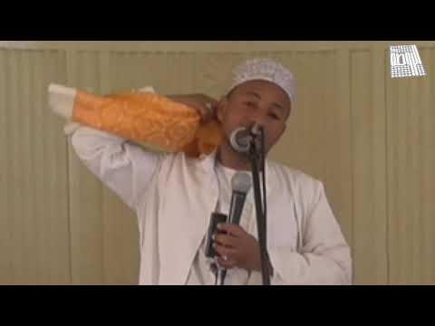 Mauaji ya Imam Hussein Bin Ali Bin Abitwalib Ust. Jaffar Alwy Saggaf Msikiti Madina Wiyoni Lamu