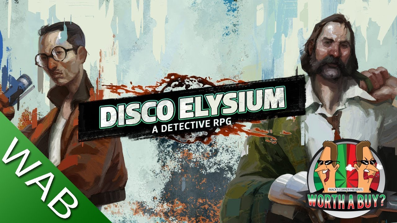 Disco Elysium Review - New Standard for RPG's (Video Game Video Review)