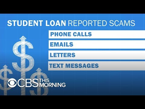 How To Spot A Student Loan Scam