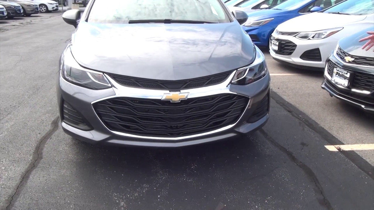 Phillips Chevrolet 2019 Chevy Cruze Front Grille Youtube