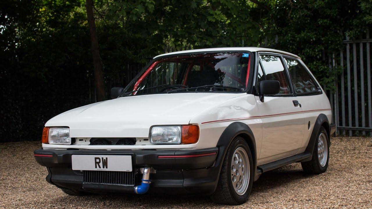 Ford Fiesta Xr Turbo Conversion  Rw