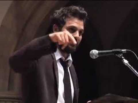 Mark Ruffalo reads Eugene Debs