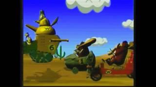 Wacky Races   3DO gameplay