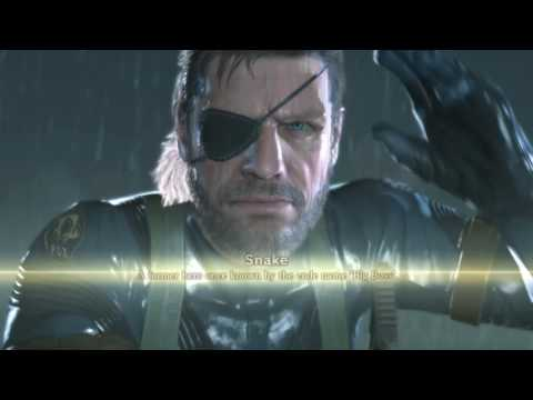 METAL GEAR SOLID V: THE DEFINITIVE EXPERIENCE Part 1