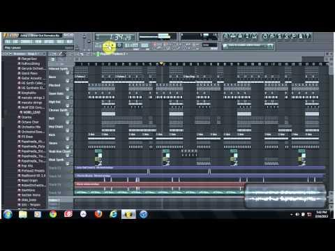 Juicy J Ft. Young Jeezy & Big Sean Show Out Instrumental Remake FL Studio + FLP