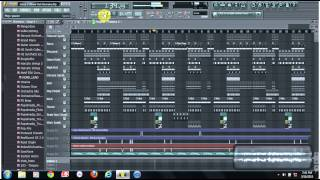 Juicy J Ft. Young Jeezy & Big Sean Show Out Instrumental Remake FL Studio + FLP