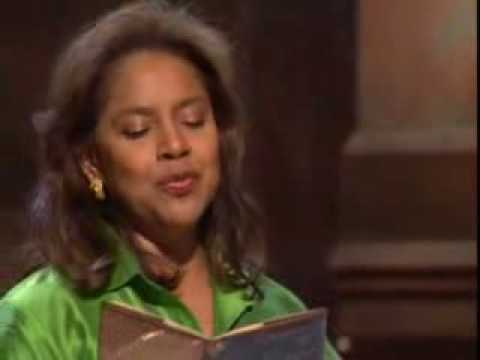 Def Poetry: Phylicia Rashad  On Status
