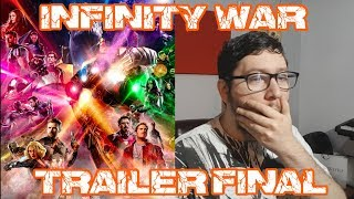 Infinity War Reaction